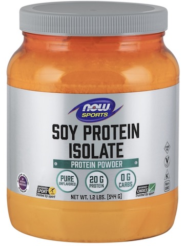 Image of Soy Protein Isolate Powder