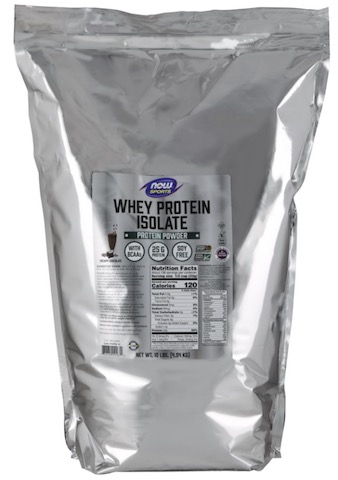 Image of Whey Protein Isolate Powder Chocolate