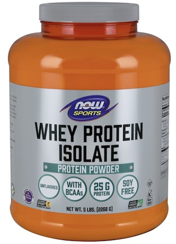 Image of Whey Protein Isolate Powder Unflavored