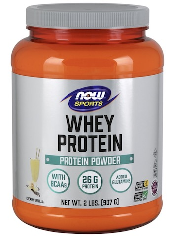Image of Whey Protein Powder Vanilla