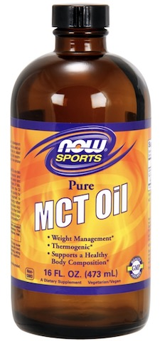 Image of MCT Oil Liquid Unflavored