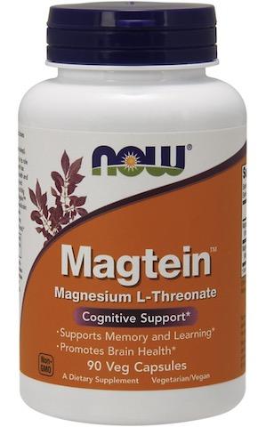 Image of Magtein (Magnesium L-Threonate)