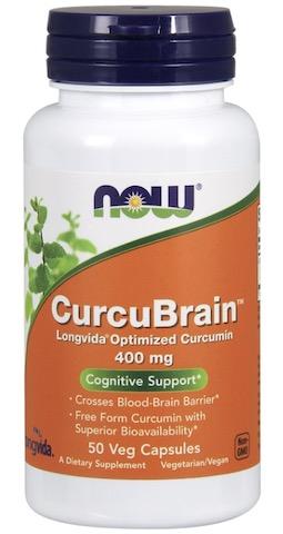 Image of CurcuBrain 400 mg