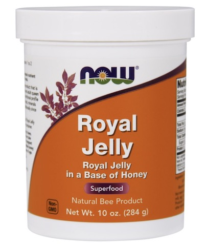 Image of Royal Jelly in Honey 30,000 mg