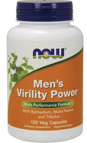 Image of Men's Virility Power