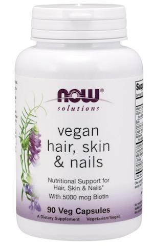 Image of Hair, Skin & Nails VEGAN