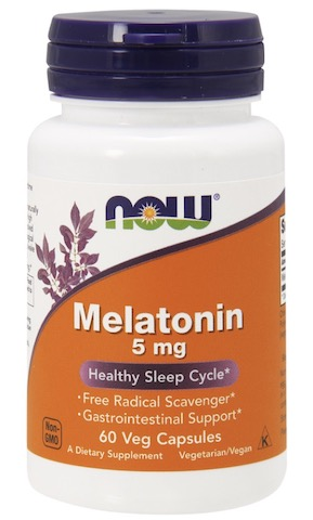 Image of Melatonin 5 mg Capsule