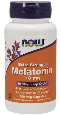 Image of Melatonin 10 mg Extra Strength