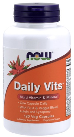 Image of Daily Vits Multi-Vitamin & Mineral Tablet