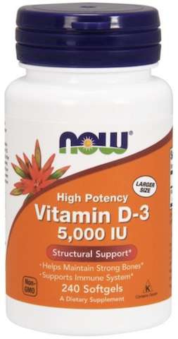 Image of Vitamin D3 5000 IU