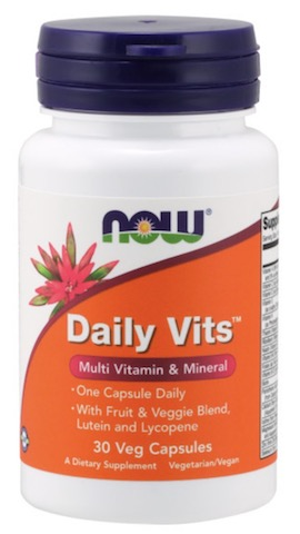 Image of Daily Vits Multi-Vitamin & Mineral Capsule