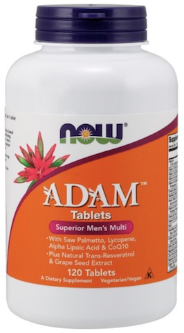 Image of ADAM Men's Multi Tablet