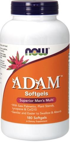 Image of ADAM Men's Multi Softgel