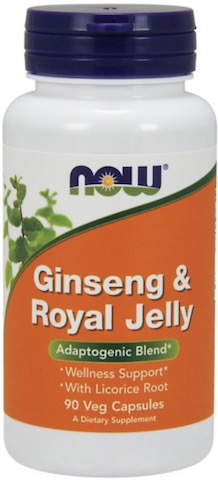 Image of Ginseng & Royal Jelly 300/100 mg