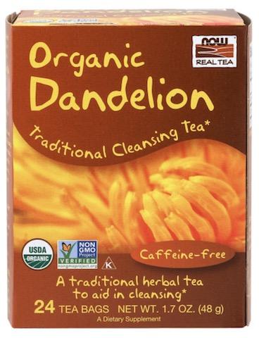 Image of Dandelion Tea Organic Caffeine Free