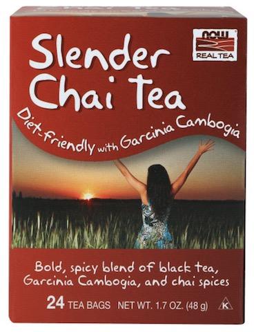 Image of Slender Chai Tea (Garcinia Cambogia)