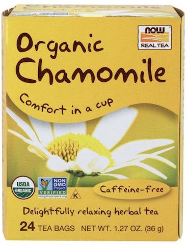 Image of Chamomile Tea Organic Caffeine Free