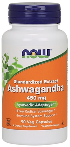 Image of Ashwaganda 450 mg