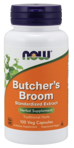 Image of Butcher's Broom 100 mg
