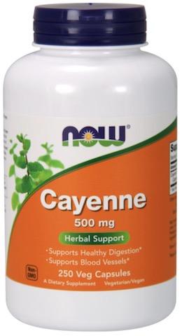 Image of Cayenne 500 mg