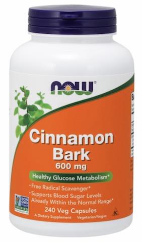 Image of Cinnamon Bark 600 mg