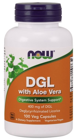 Image of DGL with Aloe Vera 400/25 mg