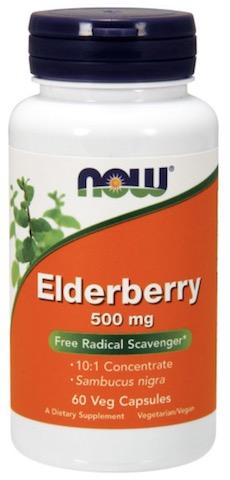 Image of Elderberry 500 mg