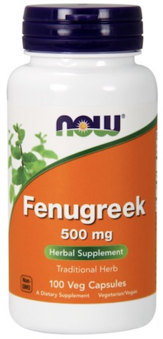 Image of Fenugreek 500 mg