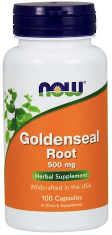 Image of Goldenseal Root 500 mg