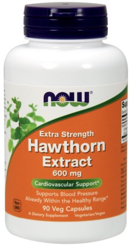 Image of Hawthorn Extract 600 mg Extra Strength