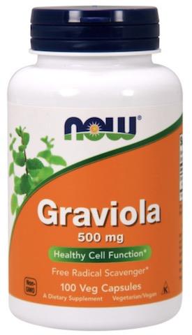 Image of Graviola 500 mg