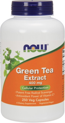 Image of Green Tea Extract 400 mg