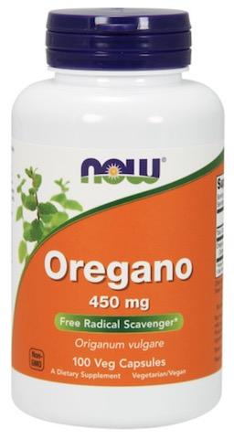 Image of Oregano 450 mg Capsule
