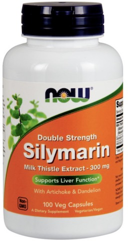 Image of Silymarin Milk Thistle Extract 300 mg with Artichoke & Dandelion