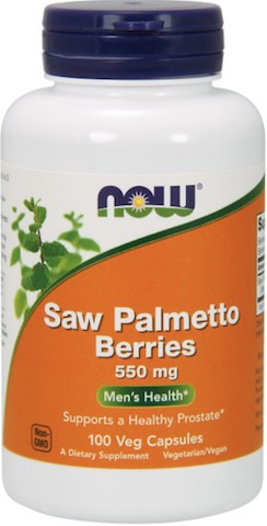 Image of Saw Palmetto Berries 550 mg