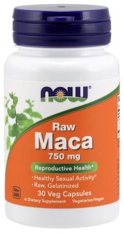 Image of Maca 750 mg Raw