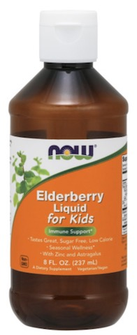 Image of Elderberry Liquid for Kids