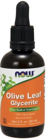 Image of Olive Leaf Glycerite Liquid