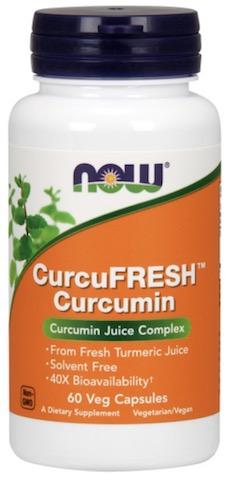 Image of CurcuFRESH Curcumin Juice Complex 500 mg