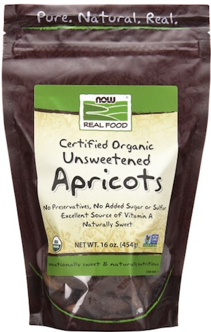 Image of Dried Fruit Apricots Unsweetened Organic