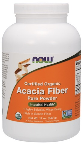 Image of Acacia Fiber Powder Organic