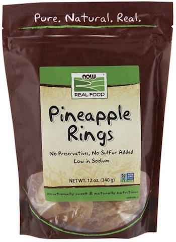 Image of Dried Fruit Pineapple Rings