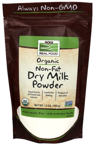 Image of Powders Dry Milk Non-Fat Organic