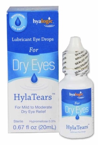 Image of HylaTears Eye Drops (Dry Eye Relief)