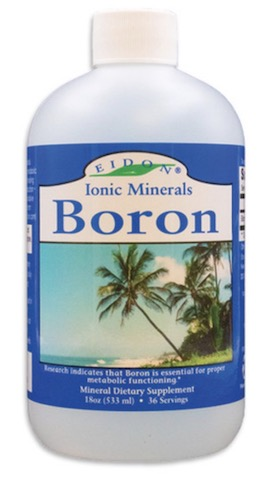 Image of Boron Liquid