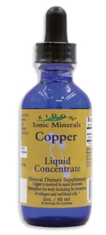 Image of Copper Liquid Concentrate