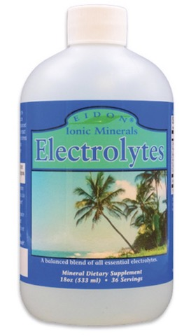 Image of Electrolytes Liquid