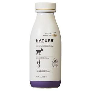 Image of Goats Milk Bath Foam - Lavender