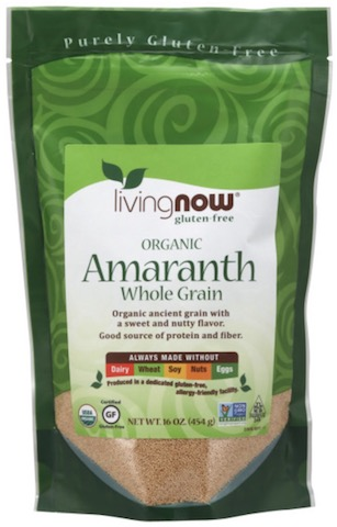 Image of Grains Amaranth Whole Grain Organic