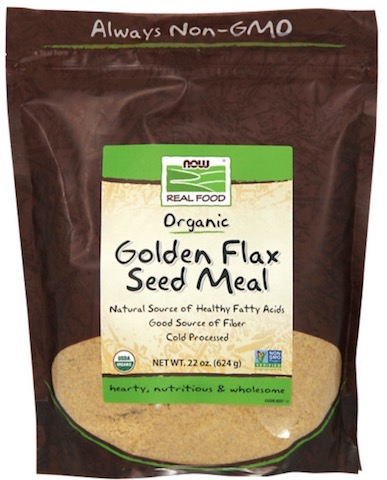 Image of Grains Flax Seed Meal Golden Organic